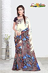 soham enterprise Multicolor Coloured 15 Fabulouse Saree