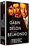 echange, troc Jean Gabin, Alain Delon, Jean-Paul Belmondo : Coffret 3 films n° 1