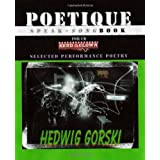 Poetique: Speak-Songbook for CD Send in the Clown (Micro Books, Volume 1) ~ Hedwig Gorski