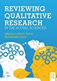 img - for Reviewing Qualitative Research in the Social Sciences book / textbook / text book