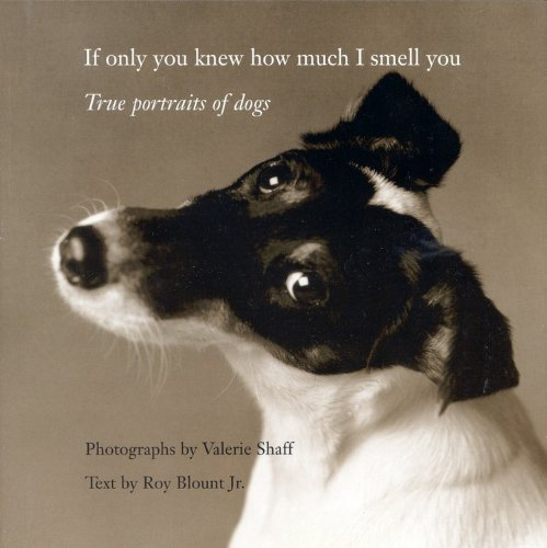 If Only You Knew How Much I Smell You: True Portraits of Dogs