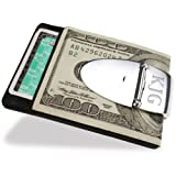 Money Grip Clip-Silver