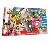 MATTEL Toy Story 3 Action Links Junkyard Escape Stunt Set