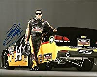 Tony Stewart Signed Photograph - 2014 BASS PRO SHOPS MOBIL 1 RACING 8x10 #1 - Autographed Photos