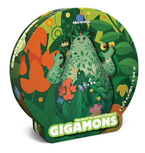 Gigamons - Memory Board Game