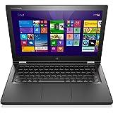 Lenovo Yoga 2 13 33,8 cm (13,3 Zoll FHD IPS) Convertible Ultrabook (Intel Core i5-4210U, 2,7GHz, 8GB RAM, 256GB SSD, Intel HD Graphics 4400, Touchscreen, Win8.1) hellsilber
