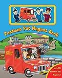 Postman Pat Magnet Book