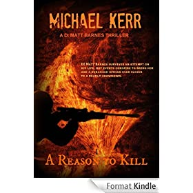 A Reason To Kill (DI Matt Barnes Book 1) (English Edition)