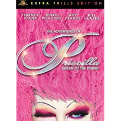The Adventures of Priscilla Queen of the Desert (Extra Frills Edition): Hugo Weaving, Guy Pearce, Terence Stamp, Rebel Penfold-Russell, John Casey, June Marie Bennett, Murray Davies, Frank Cornelius,