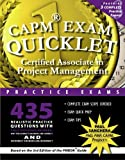 img - for CAPM Exam Quicklet: Certified Associate in Project Management Practice Exams (The Quicklet Book Series) book / textbook / text book