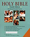 The Holly Bible: NRSV Family Edition (Berkshire Black Leather) (0195282256) by Moser, Barry