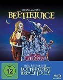 Lottergeist Beetlejuice (Steelbook) (exklusiv bei Amazon.de) [Blu-ray] [Limited Edition]