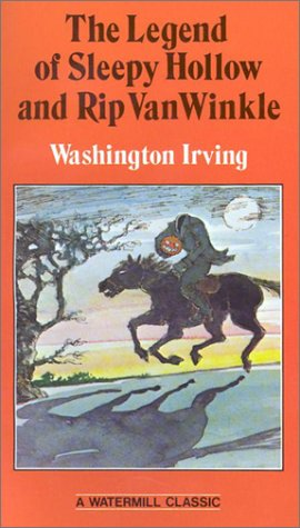 Legend Of Sleepy Hollow & Rip Van Winkle