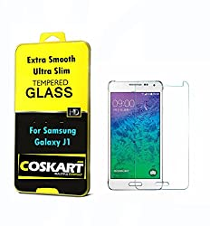 Coskart Tempered Glass For Samsung Galaxy J1