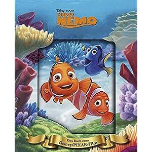 Findet Nemo: Das Buch zum Film mit magischem 3D-Cover
