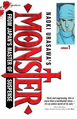 Naoki Urasawa's Monster, Vol. 01