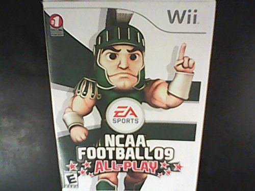 NCAA Football 09 All-Play Wii - 1