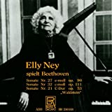 Elly Ney Plays Beethoven