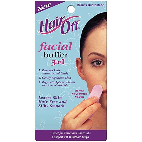Hair Off Facial Buffer (Women Remove Facial Hair compare prices)