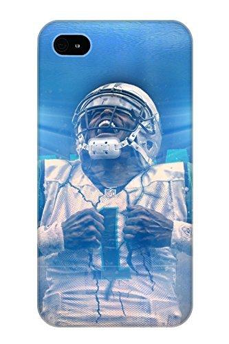 Ellent Design Carolina Panthers Nfl Football Tw Phone Case For Iphone 4/4