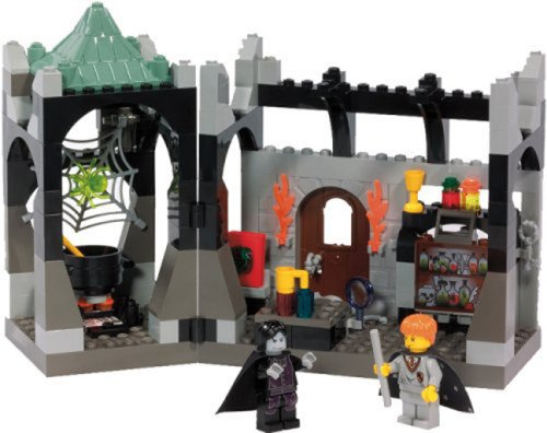 LEGO Harry Potter 4705: Snape's Class