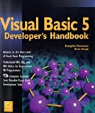 img - for Visual Basic 5 Developer's Handbook book / textbook / text book