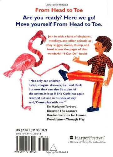 From head to toe board book versin ingls solutioingenieria Images