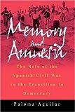 Memory and Amnesia