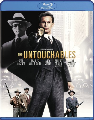 Cover art for  The Untouchables [Blu-ray]