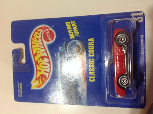 Hot Wheels 1992 #31 Classic Cobra - 1