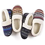 RockDove Women's Nordic Slipper with Memory Foam
