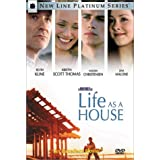 Life as a House (New Line Platinum Series) ~ Hayden Christensen
