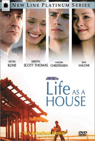 Cover art for  Life as a House (New Line Platinum Series)