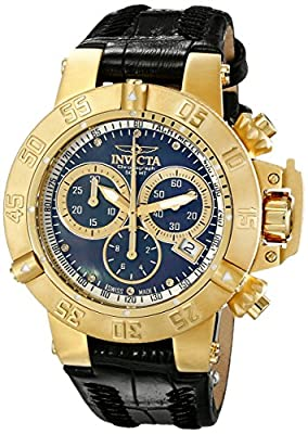 Invicta Women's 80532 Subaqua Analog Display Swiss Quartz Black Watch
