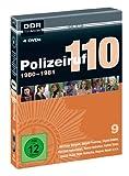 Polizeiruf 110 - Box 9: 1980-1981 (DDR TV-Archiv - 4 DVDs)