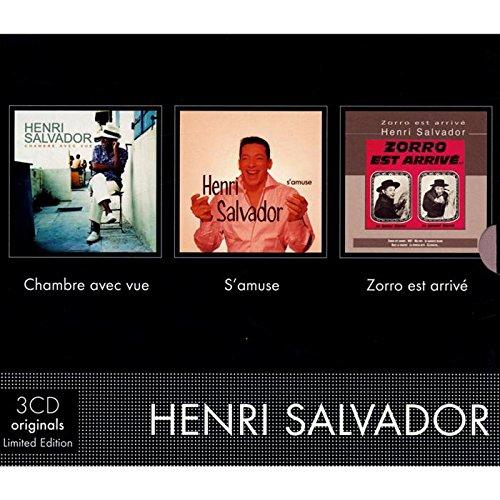 Henri salvador chambre avec vue cd covers for Chambre avec vue film streaming