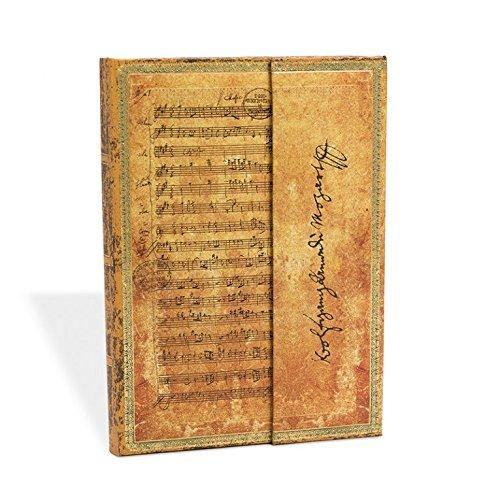 Mozart Lined Notebook (Embellished Manuscripts)