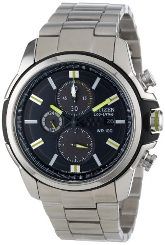 "Citizen Men's Drive from Citizen ""Eco-Drive AR 2.0"" Stainless Steel Watch"