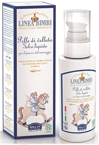linea-bimbi-liquid-talc-baby-massage-moisturiser-cream-certified-organic-dermatology-tested-97-natur