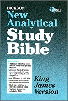 Dickson New Analytical Study Bible - bibleforums.org