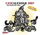 CatCalendar 2007: 365 Days of Cats (0764934228) by Kliban, B.