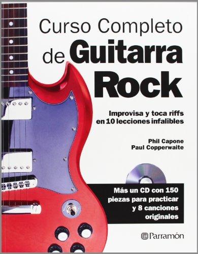 CURSO COMPLETO DE GUITARRA ROCK