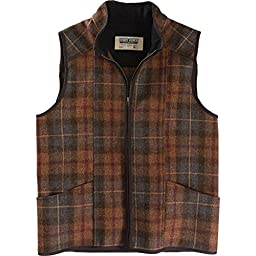 Stormy Kromer The SK Outfitter Vest, Partridge Plaid, XX-Large