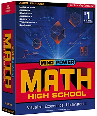 Mind Power Math: High School  [OLD VERSION]