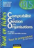 echange, troc Brigitte Doriath, Michel Lozato, Paula Mendes, Pascal Nicolle - Comptabilité et gestion des organisations BTS 1e et 2e années
