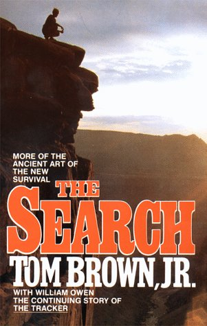 Image for The Search: The Continuing Story of the Tracker