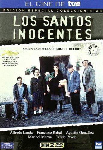 Los Santos Inocentes (Tve) [DVD]