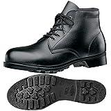 ミドリ安全 安全靴 中編上靴 W262N(4E) ブラック 27.0cm
