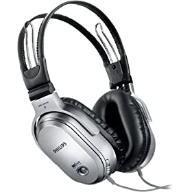 Philips HN 110 Folding Noise-Canceling Headphones
