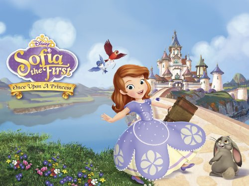 Amazon.com: Sofia the First: Once Upon a Princess